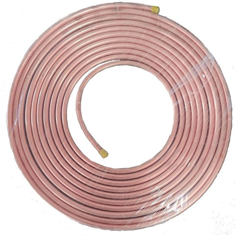 "Air Conditioner Copper Tubing 5/16"" 50ft Roll"