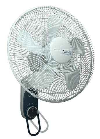 "Accutek 16"" Wall Fan"