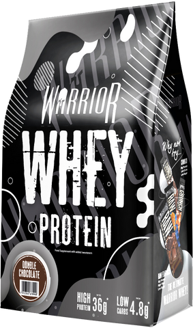 Warrior Whey Protein - Double Chocolate