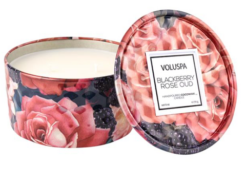 VOLUSPA BLACKBERRY ROSE OUD
