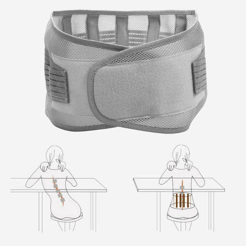 ceinture lombaire indication