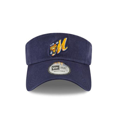 Montgomery Biscuits Clean Up Visor