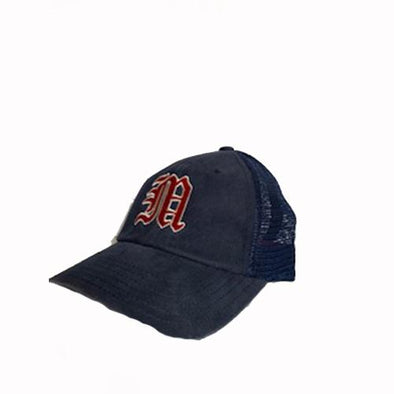 Montgomery Biscuits Rebels Raglan Wash Hat