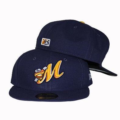 Montgomery Biscuits Official Home Fitted Hat