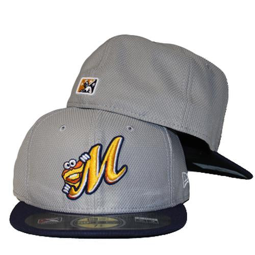 Montgomery Biscuits Official BP Diamond Era Hat