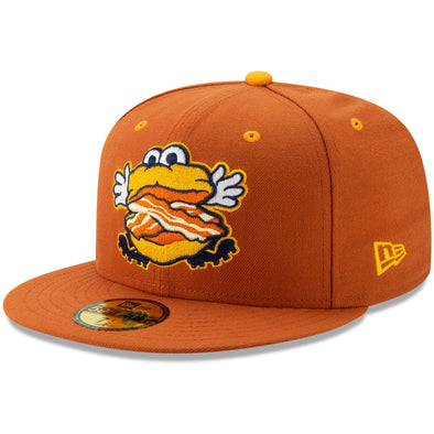 Montgomery Biscuits Official Bacon Biscuit Hat