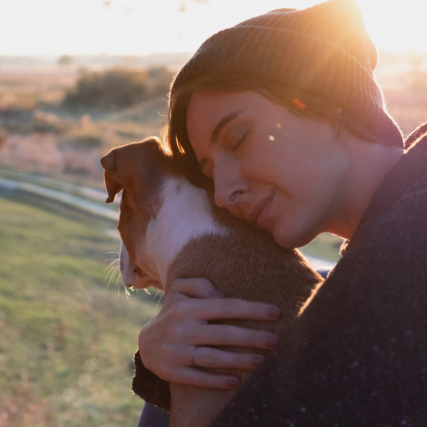 How Dogs Can Improve Mental Health