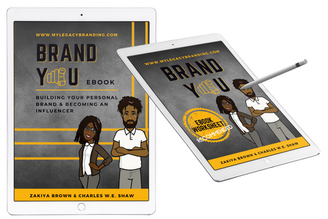 BRAND YOU – Ebook & Worksheet Bundle