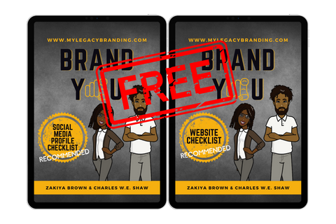 BRAND YOU – FREE Social Media Profile (SMP) & Website Checklist