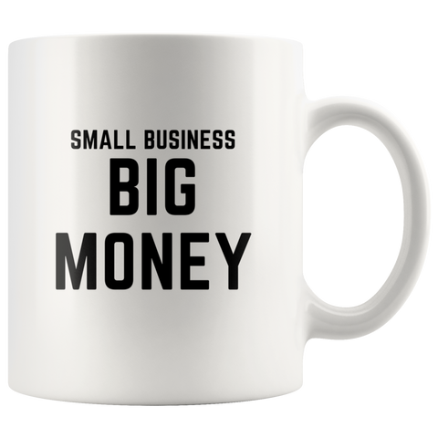 Small Business Big Money - LegacyBranding