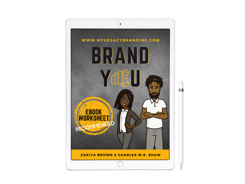 BRAND YOU – Worksheet