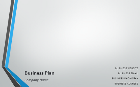 Business Plan Template - LegacyBranding