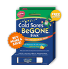 Cold Sores BeGONE Stick Twin Pack