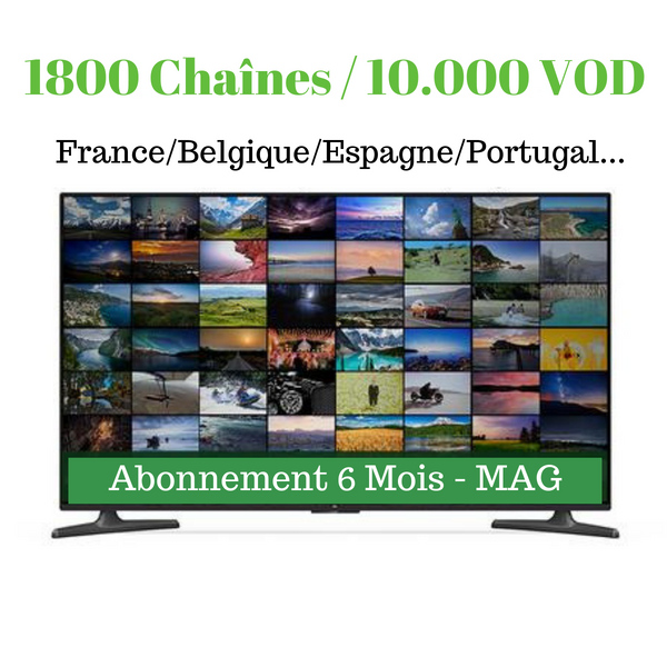 Nos Abonnements - Watch It