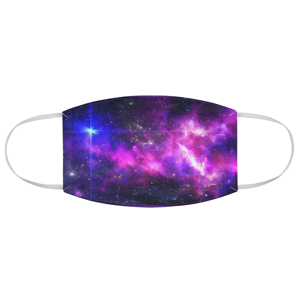 Universe Fabric Face Mask