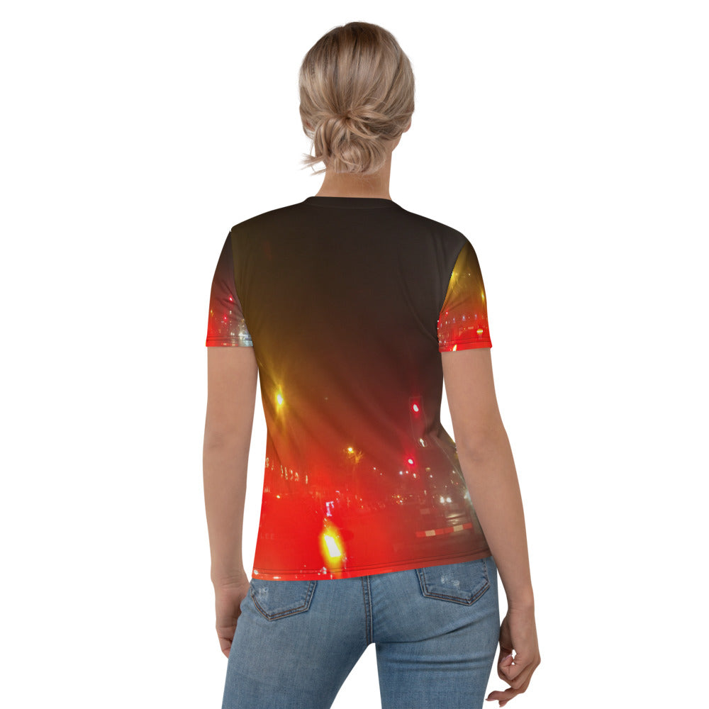 London City Lights - Printed T-shirt