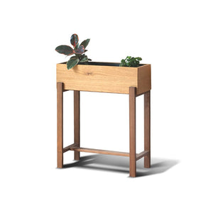 Wooden Planter Box| Raised planter box