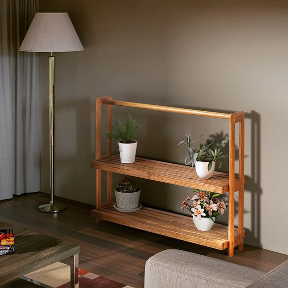 hanging plant stand | plant ladder