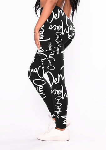 DonDeMarco Signature Leggings - Luxury Brand LA - Shop Latest Trends and Hottest Apparel from Luxury Brand LA