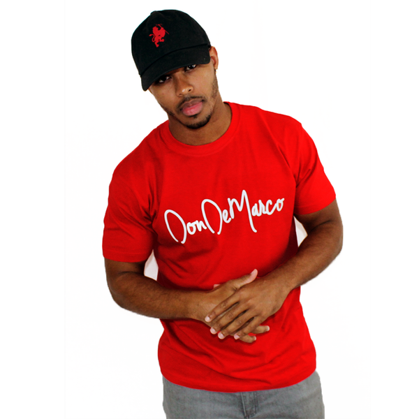 DonDeMarco Signature T-Shirt - Luxury Brand LA - Shop Latest Trends and Hottest Apparel from Luxury Brand LA