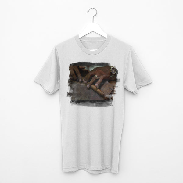 Hand Rolled T-Shirt-Luxury Brand LA - Luxury Brand LA - Shop Latest Trends and Hottest Apparel from Luxury Brand LA