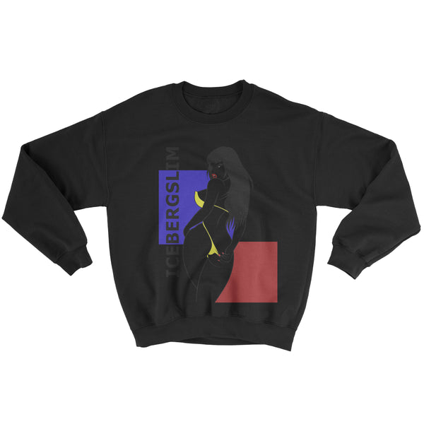 Sexy Icebergslim Model sweatshirt-Luxury Brand LA - Luxury Brand LA - Shop Latest Trends and Hottest Apparel from Luxury Brand LA