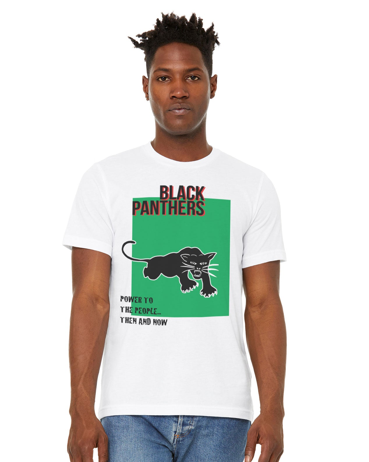 Higher Learning Black Panthers T Shirt-Luxury Brand LA - Luxury Brand LA - Shop Latest Trends and Hottest Apparel from Luxury Brand LA