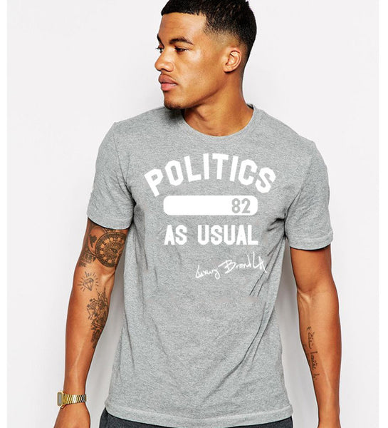 Politics As Usual-Luxury Brand LA T-Shirt - Luxury Brand LA - Shop Latest Trends and Hottest Apparel from Luxury Brand LA