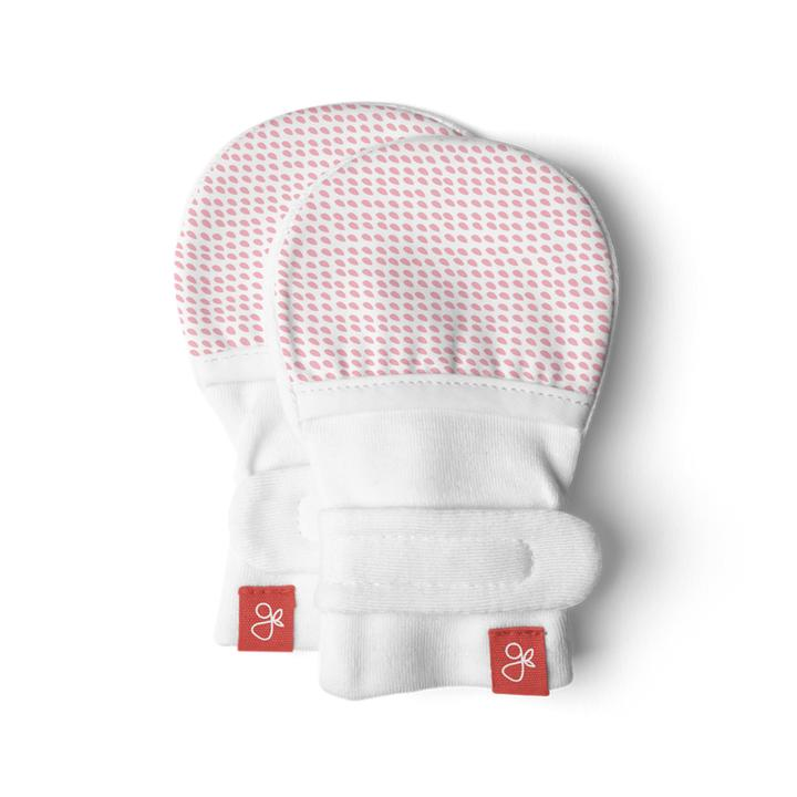 Classic Mitts - Drops Pink