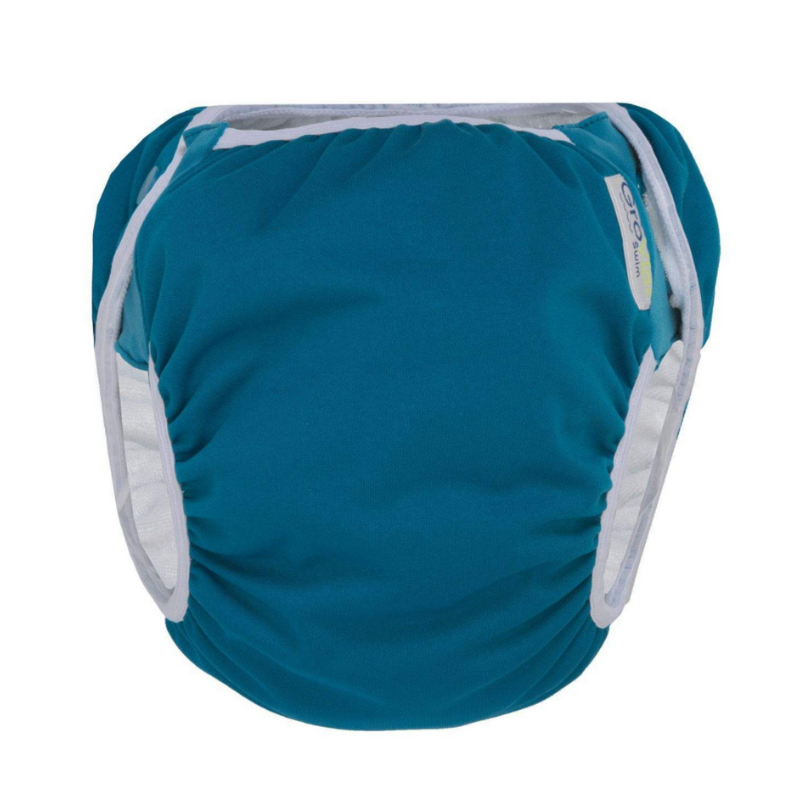 Cloth Swim Diaper - Abalone