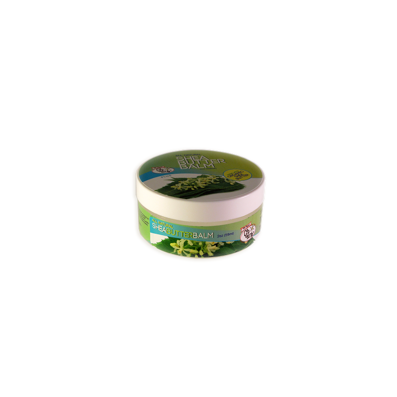 Shea Butter Balm 2oz. Jar - Plus