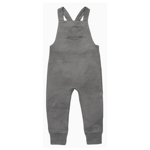 Overalls-Pewter