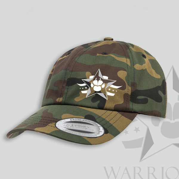 Warrior Dog Foundation Soft Shell Hat - Camouflage