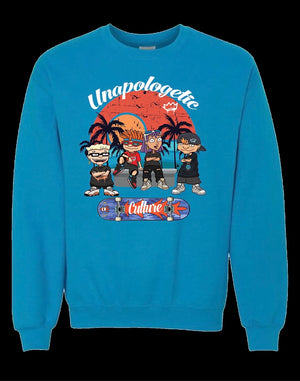 Unapologetic Power Culture CREWNECK / SWEATSHIRT