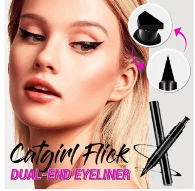 Cat Girl Flick Dual-End Eyeliner