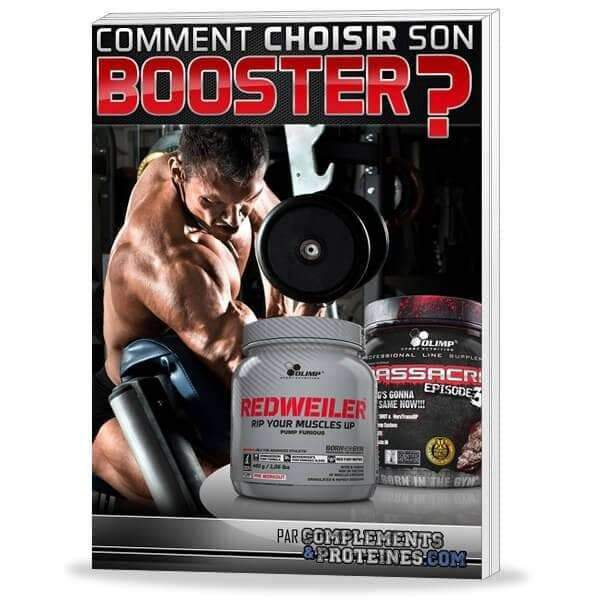 Comment choisir un BOOSTER DE MUSCULATION ? Le guide complet