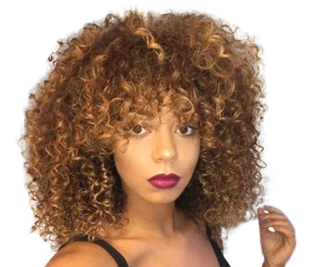 Synthetic wig 15''