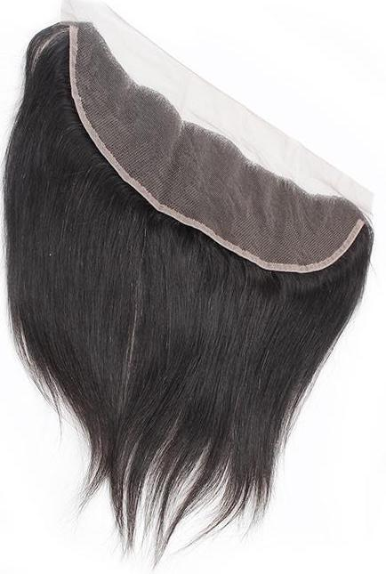Lace Frontal Straight natural hair