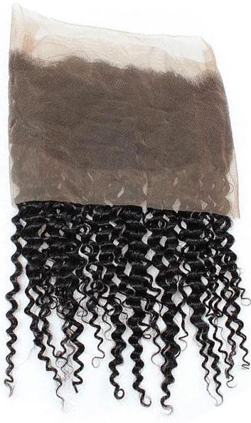360° Lace Frontal  Kinky Curly