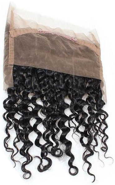 360° Lace Frontal  Deep Wave