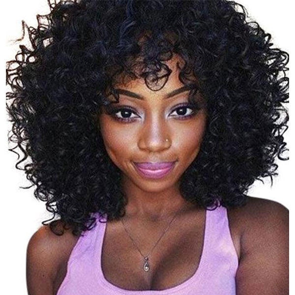 Bobo Wig Front Lace 13x4 "