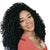 "13x6 ""Front Lace Natural Hair Wig 