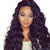 "Natural Hair Wig Front Lace 13x6"" Loose Deep"