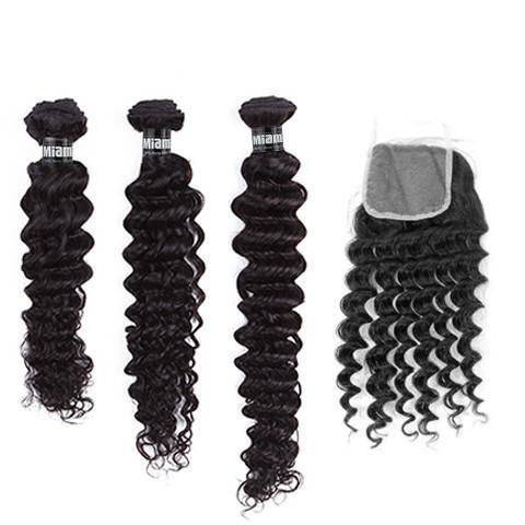 3 Gradient Weaving Packages + Deep Wave Closure