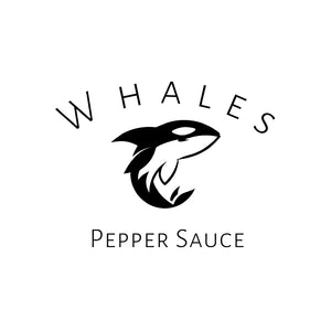 Whales Pepper Sauce
