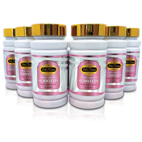 SUPER COLLAGEN & BIOTIN - 6 Bottles