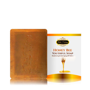 NEW Honey Bee Youthful Soap with SPF 50