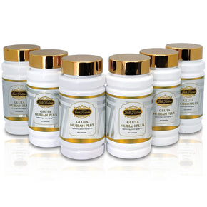 NEW GLUTA NUBIAN PLUS 35000GF (DIAMOND) - 6 BOTTLES