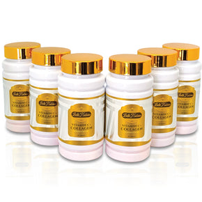 GLUTATHIONE ACTIVATOR (For GLUTA NUBIAN PLUS) - 6 BOTTLES