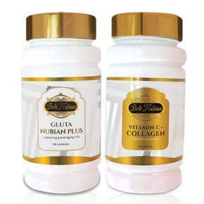 NEW GLUTA NUBIAN PLUS + GLUTATHIONE ACTIVATOR (DIAMOND)